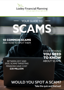 Your guide to scams