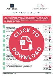 download chartered checklist